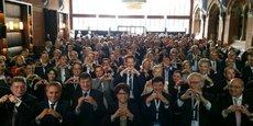 Dès mai 2017, une délégation de 250 décideurs nordistes était partie à la rencontre de leurs homologues britanniques à Londres. L'image du départ de l'Eurostar avait été reprise dans tous les médias : le train emmenait à son bord le président de région Xavier Bertrand, le président de la Métropole européenne de Lille, Damien Castelain, et la maire de Lille, Martine Aubry. mais aussi le Comité Grand Lille et Entreprises& Cité, campus entrepreunarial nordiste.
