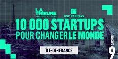 NeoFarm, Scallog, Spin-Ion Technologies, Nomad Education, Aqemia et SmartVrac sont les lauréats 2021 en Ile-de-France du concours 10.000 startups pour changer le monde.
