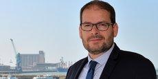 Michel Puyrazat, président du directoire du Grand port maritime de La Rochelle