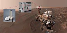 Le microphone qui va écouter Mars a été conçu et fabriqué à Toulouse.