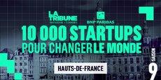 Otonohm, Wavely, Datafolio, A2Pasd'Ici, VirtySens et MaMairieLoue.fr sont les six gagnants de la région Hauts-de-France de l'édition 2021 du prix 10.000 startups pour changer le monde.