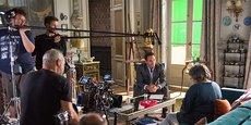 Les tournages de la série Un si grand soleil ont lieu dans les studios de France TV Studio (France Télévisions) à Vendargues, près de Montpellier.
