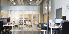App's Miles devient D-ENGAGE mais l'entreprise bordelaise reste dans les mêmes locaux, à la Cité numérique.