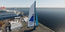 Dans le cadre de son programme de R&D Ecorizon,  les Chantiers de l'Atlantique visent à développer des navires « zéro émission » d'ici 2050. Avec la mise au point de son gréement Solid Sail, les émissions de CO2 d'un navire de 200 mètres devrait diminuer de 40% en 2025.