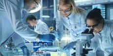 L'Occitanie compte 22.100 chercheurs dans le public, et 68.600 emplois de conception-recherche.