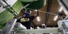 EUROPE/PMI: LA CROISSANCE MANUFACTURIÈRE ATTEINT UN PIC DE TROIS ANS