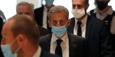 FRANCE: NICOLAS SARKOZY CONDAMNÉ POUR CORRUPTION DANS L'AFFAIRE DES ÉCOUTES