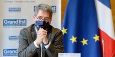 Jean Rottner, président du Conseil régional du Grand-Est, déplore une mesure sanitaire élaborée à Berlin, loin de la réalité du terrain.