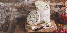 L'export, qui représente près de 12% des ventes de la Fourme d'Ambert et 27 % de celles du Bleu d'Auvergne, a globalement sauvé la mise de ces AOP cette année.