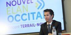 Vincent Terrail-Novès sera mènera la liste Nouvel Elan Occitan, aux élections régionales en Occitanie.