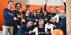 Welyb, 14 salariés, vise les 25 collaborateurs à la fin de l'année à Bordeaux.