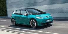 Avec l'ID.3, Volkswagen propose désormais une voiture exclusivement pensée 100% électrique.