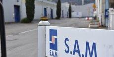 Dans l'Aveyron, la fonderie SAM face à un risque de liquidation.