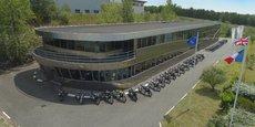 Le siège de Brough Superior est basé à Saint-Jean (31).