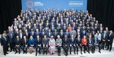 Peu de gouverneurs du Fonds monétaire international sont des femmes.