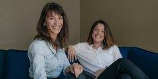 Clémence Campech et Laurie Tessier, les deux fondatrices bordelaises de Pertinens.