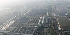 Afin d'investir dans de nouveaux moyens industriels, Euro-Shelter avait besoin de s'installer dans une zone à usage industriel durable. « Seul le site de La Janais permet de se projeter dans du long terme » précise la PME rennaise.