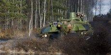 A partir de 2025, l'objectif est d'atteindre un plafond de 30.000 heures moteur par an pour le parc de chars de combat Leclerc