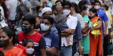 La situation sanitaire se complique en Inde, avec près de 3,5 millions de nouvelles contaminations depuis début avril.