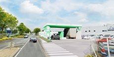À partir de la mise en exploitation, l'électrolyseur d'électricité renouvelable fournira à la station 300 kilos d'hydrogène vert par jour, ce qui représente une capacité pour 10 véhicules lourds et 200 véhicules légers.
