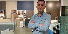 Le dirigeant de la PME héraultaise As de Carreaux, Sébastien Colombier, a largement investi le champ de la vente de carrelage en ligne.
