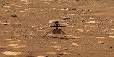 La NASA qualifie la premier vol d'un engin motorisé (Ingenuity) d'opération inédite et très risquée, mais affirme qu'elle pourrait permettre de recueillir des données inestimables sur les conditions de vie sur Mars.