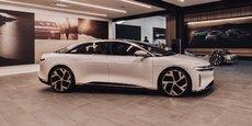 La Lucid Air Dream Edition est vendu au prix de 161.500 euros. Lucid Motors veut toutefois compléter sa gamme avec des modèles à 25.000 euros.