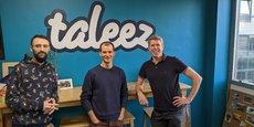 En quelques années, Taleez s'est imposée comme une solution efficace auprès de nombreuses entreprises.
