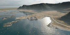 Le site de lancement d'Andøya Space