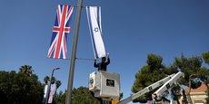 CORONAVIRUS: ISRAËL ET LA GRANDE-BRETAGNE ENVISAGENT UN COULOIR DE VOYAGE