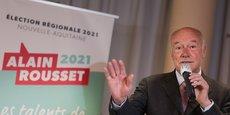 Alain Rousset briguera bien un 5e mandat aux élections régionales des 20 et 27 juin 2021.