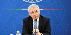 ITALIE: LE MINISTRE DE L'ECONOMIE ÉVOQUE UNE CONTRACTION DU PIB DE 1,2% AU 1ER TRIMESTRE