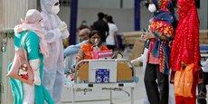 CORONAVIRUS: PLUS DE 2.000 DÉCÈS SUPPLÉMENTAIRES EN INDE, UN RECORD