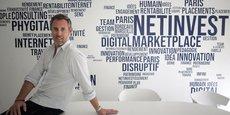 Stéphane van Huffel a co-fondé Netinvestissement, site de conseil en gestion de patrimoine, en 2011.