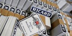 Pernod Ricard anticipe désormais une croissance organique du résultat opérationnel courant pour l'exercice 2020-2021 d'environ 16%, contre un objectif de 10% présenté le 22 avril dernier.