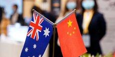 LA CHINE REPROCHE À L'AUSTRALIE SA MENTALITÉ DE GUERRE FROIDE