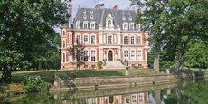 A l'exception, du château le plus cher vendu pour 2,4 millions d'euros  la fourchette de prix des biens vendus par le cabinet Le Nail variait, l'an dernier, de 300.000 euros à 1,2 million d'euros.