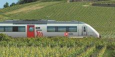 1,5 milliard d'euros sur dix ans seront engagés pour rénover les petites lignes ferroviaires de Nouvelle-Aquitaine