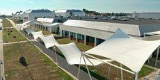 Les installations ultra-modernes du site de Montrichard seront déménagées au siège de Boiron à Massimy (photo).
