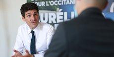 Le candidat LR aux élections régionales en Occitanie, Aurélien Pradié, a annoncé en avant-première son programme économique à La Tribune.