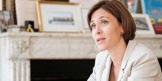 Christelle Dubos, candidate LREM aux élections départementales en Gironde.