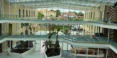 Le Connecteur, à Biarritz, abritera le siège du Crédit agricole Pyrénées Gascogne et des espaces dédié au coworking et à l'évènementiel.