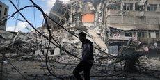 ISRAËL MASSE DES TROUPES PRÈS DE GAZA, LE CONFLIT NE FAIBLIT PAS