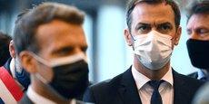 FRANCE: L'OBJECTIF DE 20 MILLIONS DE PRIMO-INJECTIONS ATTEINT SAMEDI, DIT VÉRAN