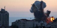 AU MOINS 12 PERSONNES TUÉES PENDANT LA NUIT A GAZA, SELON LES SECOURS PALESTINIENS
