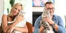 Sophie et Matthieu Wincker et deux de leurs animaux domestiques reviennent en détails, pour La Tribune, sur les plans de développement d'Ultra Premium Direct après avoir levé 68 millions d'euros.