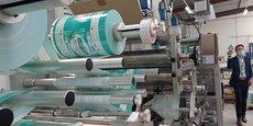 Trois millions d'euros ont été investis pour rapatrier et moderniser cette ligne capable de produire environ 30.000 paquets de lingettes par jours, soit six millions par an.