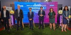 Les six principaux candidats aux élections régionales en Occitanie étaient invités à débattre par La Tribune le 1e  juin 2021.
