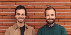 Karim Kaddoura (à gauche) et Thibault Chassagne ont fondé Virtuo en 2016 et lance une offensive stratégique et s'imposer dans toute l'Europe.