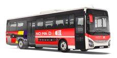 Affecté sur l'une des lignes Nomad de la Région, l'autocar rétrofité embarquera des passagers début 2022